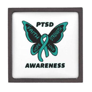 Butterfly/Awareness...PTSD Gift Box