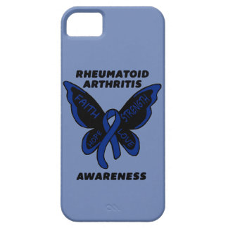 Butterfly/Awareness...Rheumatoid Arthritis iPhone SE/5/5s Case