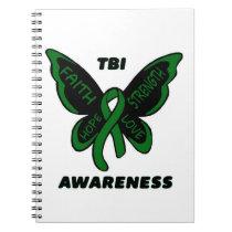 Butterfly/Awareness...TBI Notebook