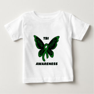 Butterfly/Awareness...TBI T-shirt
