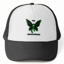 Butterfly/Awareness...TBI Trucker Hat