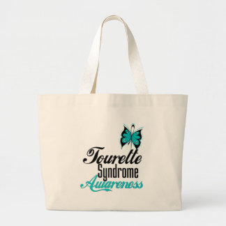Butterfly Awareness Tourette Syndrome Bag