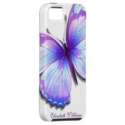 Butterfly B Case-Mate Case iPhone 5 Cover