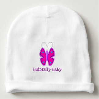 Butterfly Baby Baby Beanie