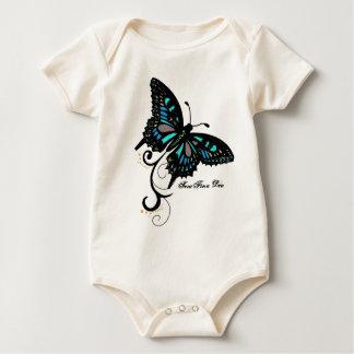 Butterfly baby baby bodysuit