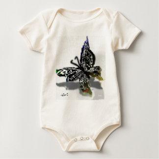 Butterfly Baby Bodysuit