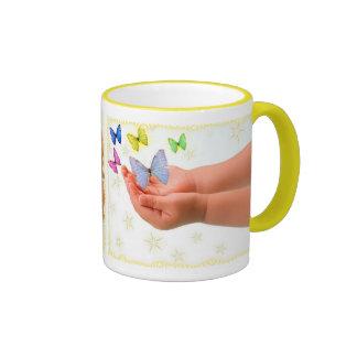 Butterfly Baby Mug