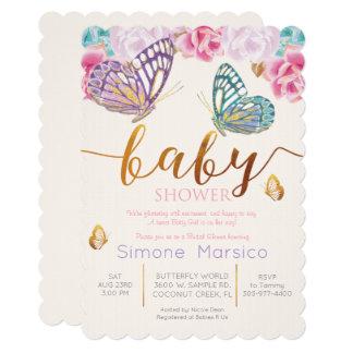 Monarch Butterfly Invitations Announcements Zazzle