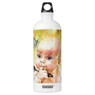 Butterfly Baby SIGG Traveler 1.0L Water Bottle