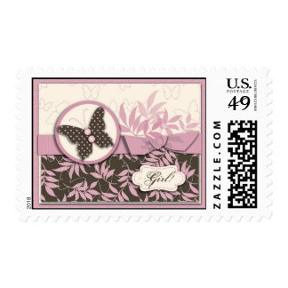 Butterfly Baby Stamp