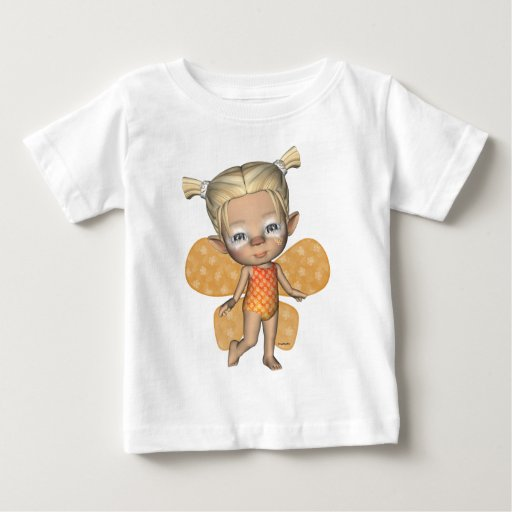 Butterfly Baby Strangling Faeries T-shirt
