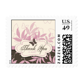 Butterfly Baby TY Stamp B