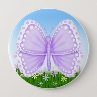 Butterfly Back to School, Backpack Pins buttons