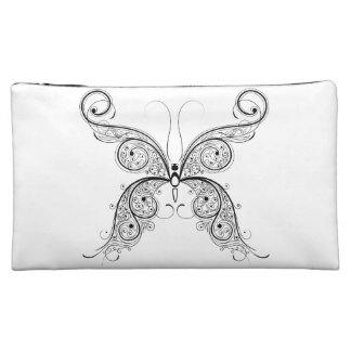 Butterfly Makeup Bags