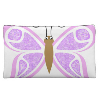 Butterfly Cosmetics Bags