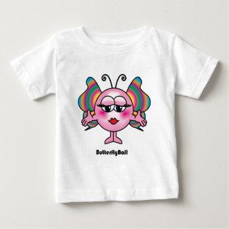 Butterfly Ball Baby T-Shirt