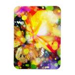 Butterfly Beauty Flexible Magnets