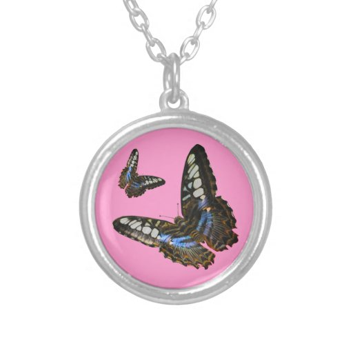 Butterfly Beauty Insect-lovers Gift Pendant