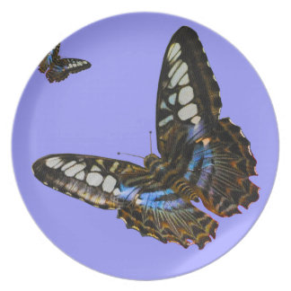 Butterfly Beauty Insect-lovers Gift Series Dinner Plate