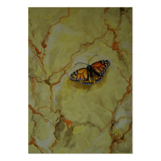 Butterfly Beauty Large Business Card