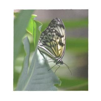 Butterfly Beauty Notepad