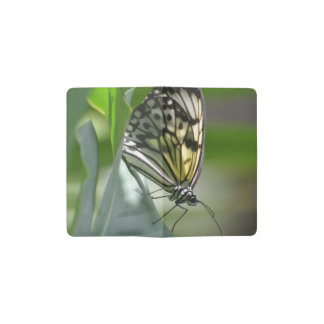 Butterfly Beauty Pocket Moleskine Notebook