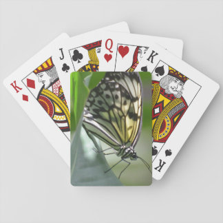 Butterfly Beauty Poker Deck