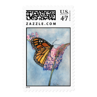 Butterfly Beauty POSTAGE STAMPS