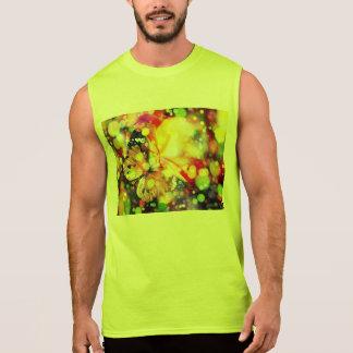 Butterfly Beauty Sleeveless T-shirts