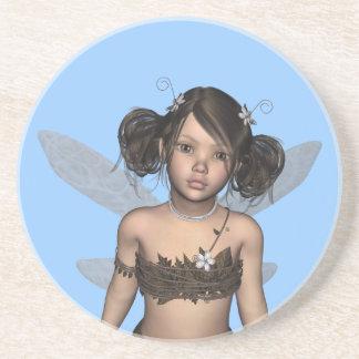 Butterfly Beri Fairy Coaster