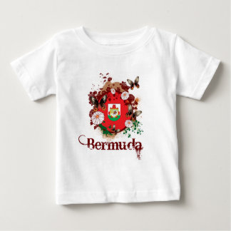 Butterfly Bermuda Baby T-Shirt