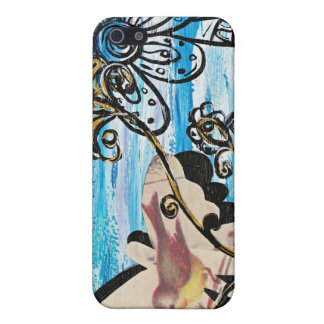 Butterfly Bird Case For iPhone 5