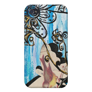 Butterfly Bird Covers For iPhone 4