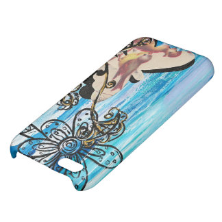 Butterfly Bird iPhone 5C Cases