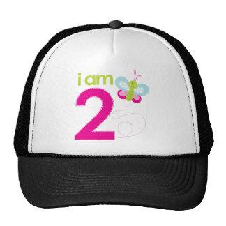 Butterfly birthday Tshirt Trucker Hat