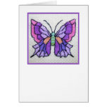 Butterfly blank notecard 03 greeting cards