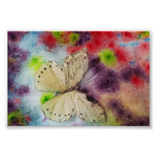 Butterfly Blessing Print
