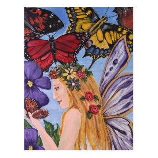 Butterfly Bliss Postcards