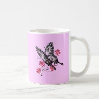 Butterfly Blooms Coffee Mug