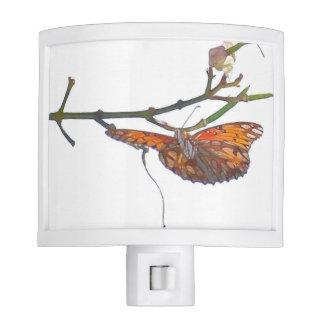 Butterfly & Blossom Night Light