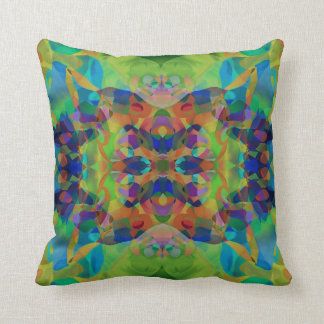 Butterfly Blossoms Bright and Pretty Throw Pillows Pillow