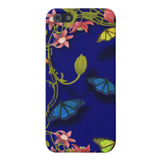 Butterfly Blossoms iPhone Case iPhone 5 Covers