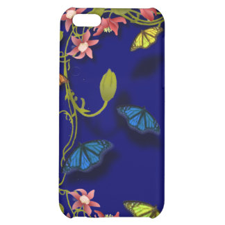 Butterfly Blossoms iPhone Case iPhone 5C Cover
