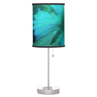 Butterfly Blue Desk Lamp