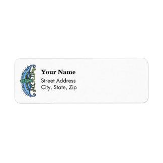Butterfly Blue Label
