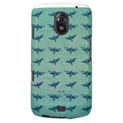 Case-Mate Samsung Galaxy Nexus Barely There Case with Jack Russell Terrier Phone Cases design