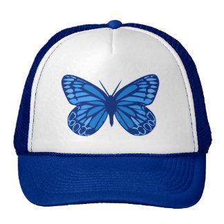 Butterfly Blues Trucker Hat