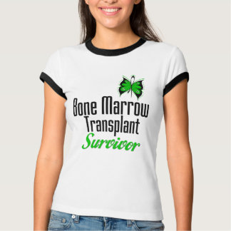 Butterfly - Bone Marrow Transplant Survivor Shirt