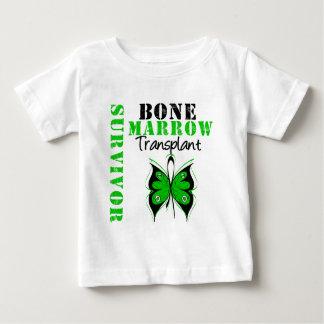 Butterfly Bone Marrow Transplant Survivor Shirts