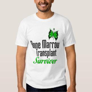 Butterfly - Bone Marrow Transplant Survivor T-shirt